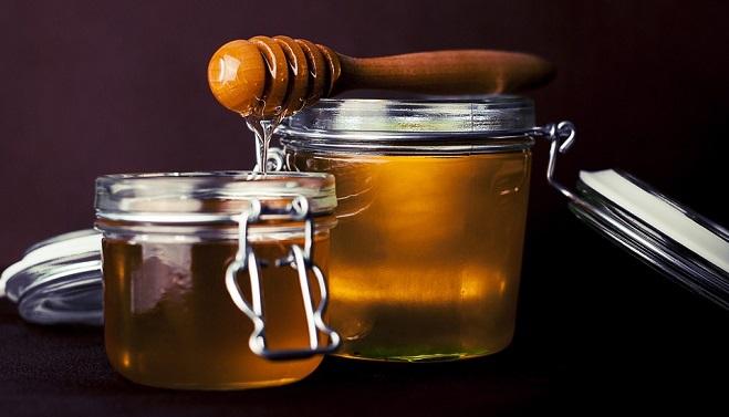 honey before bed