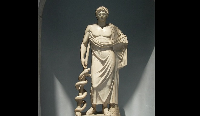 Asclepius Greek God Of Medicine And Healing Mythology And Symbolism
