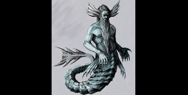Nereus Greek God Mythology Symbolism Meaning And Facts