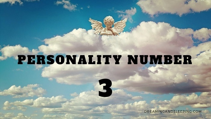 Personality Number 3 Meaning In Numerology