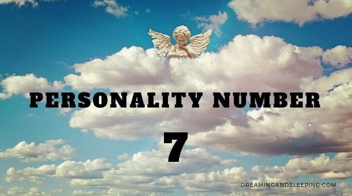 day number 7 numerology