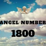 1800 Angel Number – Meaning and Symbolism