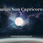 Sagittarius Sun Capricorn Moon – Personality, Compatibility