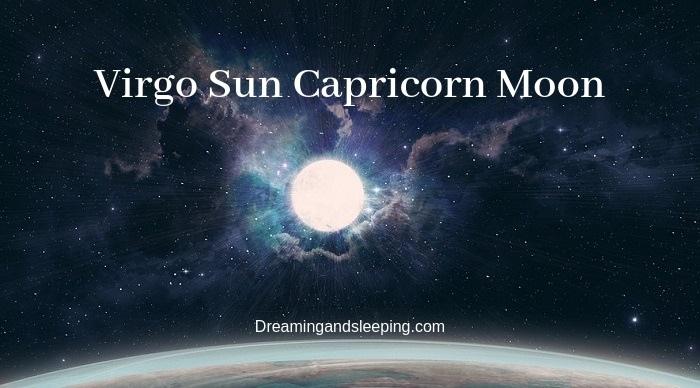 Capricorn Frau aus einem virgo Mann