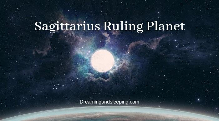 Sagittarius Ruling Planet