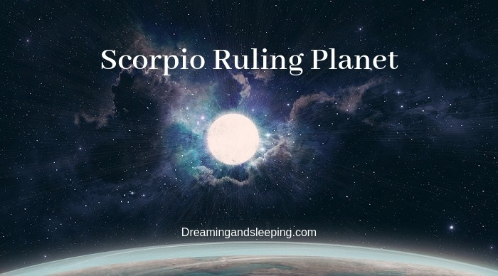 Scorpio Ruling Planet