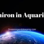 Chiron in Aquarius