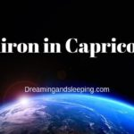 Chiron in Capricorn