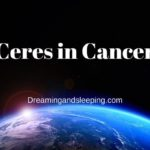 Ceres in Cancer