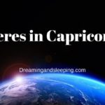 Ceres in Capricorn