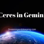 Ceres in Gemini