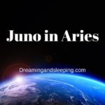 Juno in Aries