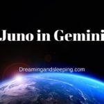 Juno in Gemini