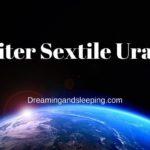 Jupiter Sextile Uranus
