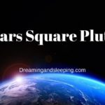 Mars Square Pluto Synastry