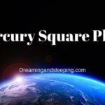 Mercury Square Pluto Synastry