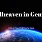 Midheaven in Gemini