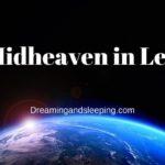 Midheaven in Leo