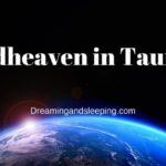 Midheaven in Taurus