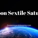 Moon Sextile Saturn