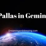 Pallas in Gemini