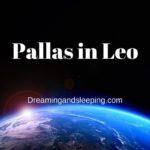 Pallas in Leo