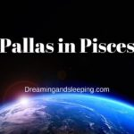 Pallas in Pisces