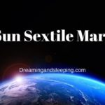 Sun Sextile Mars