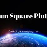 Sun Square Pluto Synastry