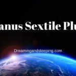 Uranus Sextile Pluto