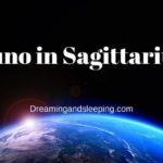 Juno in Sagittarius