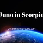 Juno in Scorpio