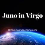 Juno in Virgo