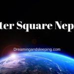 Jupiter Square Neptune Synastry