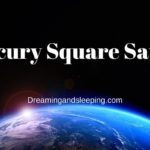 Mercury Square Saturn Synastry