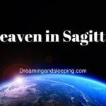 Midheaven in Sagittarius