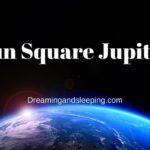 Sun Square Jupiter Synastry