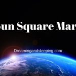 Sun Square Mars Synastry