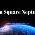 Sun Square Neptune Synastry