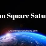Sun Square Saturn Synastry